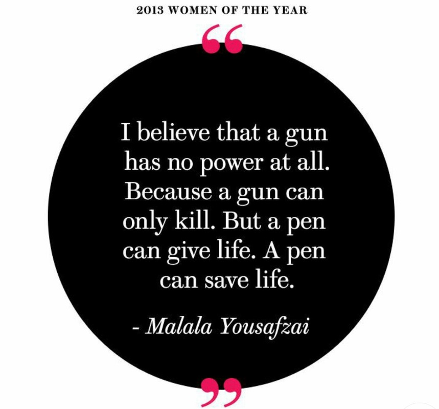 I Am Malala Quotes Cool I Am Malala Part 4  Kplazas Blog